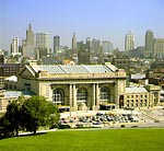 Union Station w/ Skyline
